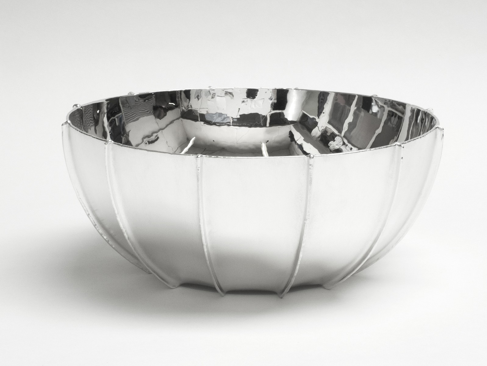 Large Double Skinned Bowl