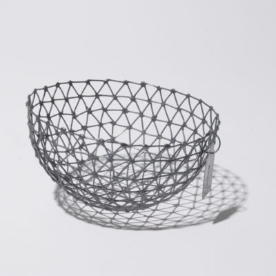 Small Geodesic Bowl