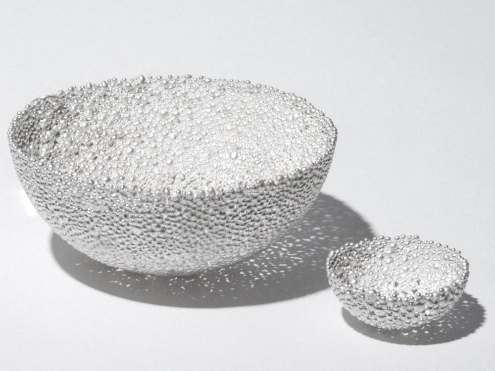 Two Granule Bowls
