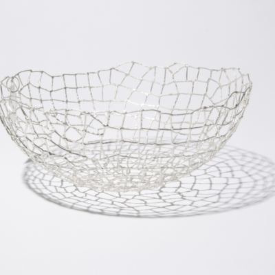 Fused wire bowl